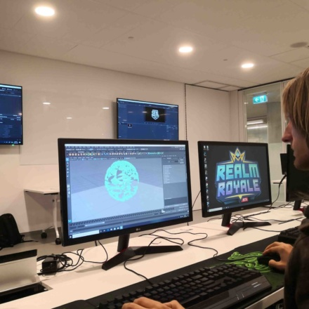 AGFA delivers free eSport workshops for Salisbury youth