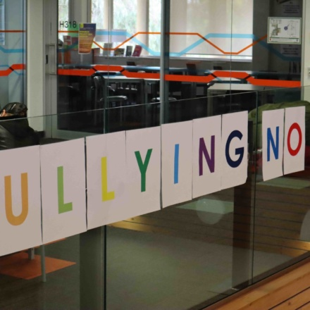 NASC takes a stand for Bullying. No Way!