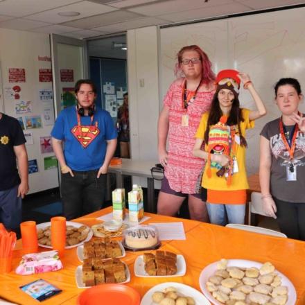 NASC students celebrate Harmony Day