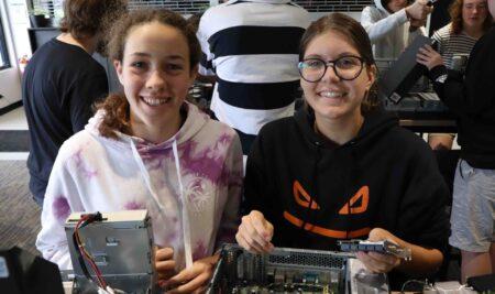 AGFA Build a PC workshop success